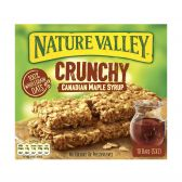 Nature Valley Crispy Canadian maple syrup bars