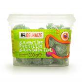 Delhaize Groene gommetjes snoepjes