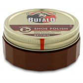 Bufalo Klassieke bruine schoensmeer bijenwas