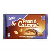 Milka Pinda karamel chocolade reep