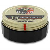 Bufalo Klassieke zwarte schoensmeer bijenwas