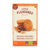 Little Pleasures Organic gluten free speculaas