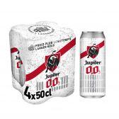 Jupiler Alcohol free beer 4-pack