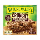 Nature Valley Crispy oat with chocolate bars