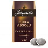 Jacqmotte Moka absolu koffiepads