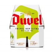 Duvel Tripel hop citra blond beer