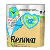 Renova Ecological recycled kitchen towel roll XXL