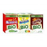 Nestle Biologische ontbijtgranen mix mini