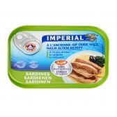 Imperial Sardienes in olijfolie op oude wijze