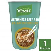 Knorr Asian beef pho snack