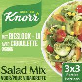 Knorr Vinaigrette bieslook en ui salade mix
