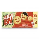 BN Strawberry mini cookies