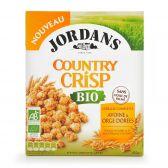 Jordans Biologische haver en gerst ontbijtgranen