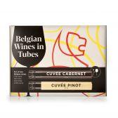 Delhaize Ontdekkingspakket Belgische wijnen