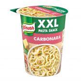 Knorr Carbonara pasta snack XXL