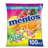 Mentos Fruit snoepjes