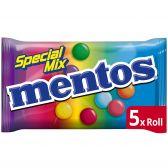 Mentos Speciale mix snoep rollen