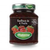 Materne 4 Fruits marmalade