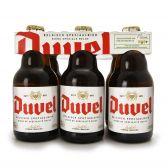 Duvel Blond beer 6-pack