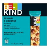 Be-Kind Almond coconut bars