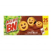 BN Chocolate mini cookies