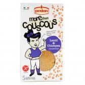 Perdon More than Couscous rode linzen kikkererwtenmeel