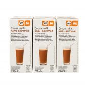 Delhaize 365 Halfvolle chocolademelk 6-pack