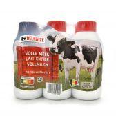 Delhaize Volle melk 6-pack