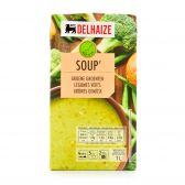 Delhaize Groene groentensoep