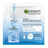 Garnier Skin active hyaluron doekjes masker