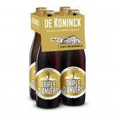 De Koninck Tripel d'Anvers tripel beer