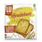 LU Heudebert beschuiten 6 granen