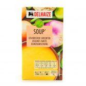Delhaize Gevarieerde groentensoep