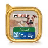 Delhaize Konijn terrine hondenvoeding