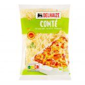 Delhaize Geraspte comte kaas (voor uw eigen risico, geen restitutie mogelijk)