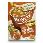 Royco Tomato supreme soup with crusts