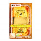 Delhaize Gehakt-spinazie ovenschotel (voor uw eigen risico, geen restitutie mogelijk)