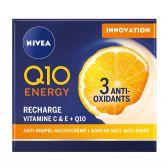 Nivea Visage Q10 energy nachtcreme