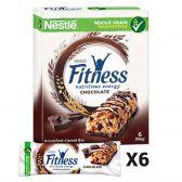 Nestle Fitness chocolate grain bars