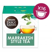 Nescafe Dolce gusto Marrakesh thee cups