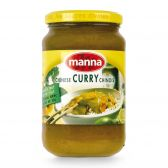 Manna Chinese curry sauce