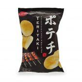 Koikeya Teriyaki crisps