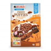 Delhaize Ontbijtgranen met chocolade puffies voor kinderen