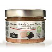 Feyel Duck truffle mousse