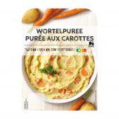 Delhaize Puree met wortelen (voor uw eigen risico, geen restitutie mogelijk)