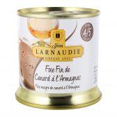 Jean Larnaudie Low fat duck liver armagnac