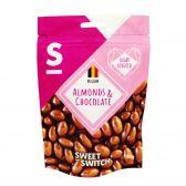 Sweet-Switch Suikervrije chocolade met amandelen