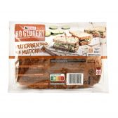 Delhaize Glutenvrije meergranen brood