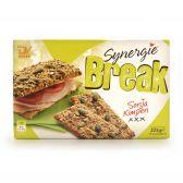 Synergie Break spelt, zaden en granen crackers