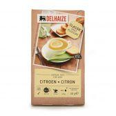 Delhaize Groene citroen thee